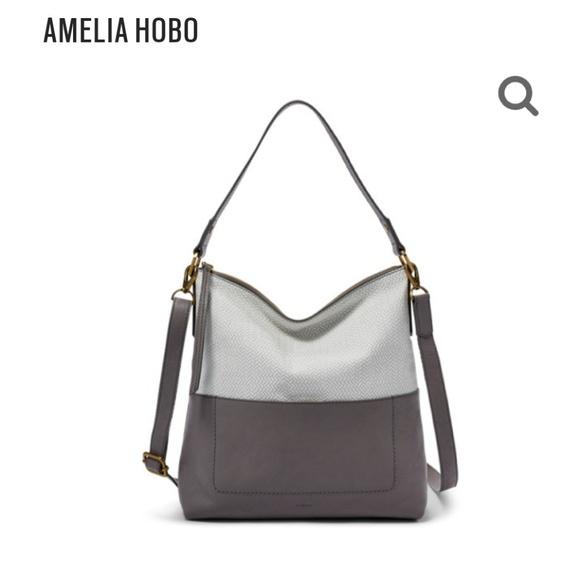 4c8b9fe6a Fossil Bags   Womens Amelia Hobo Satchel   Poshmark